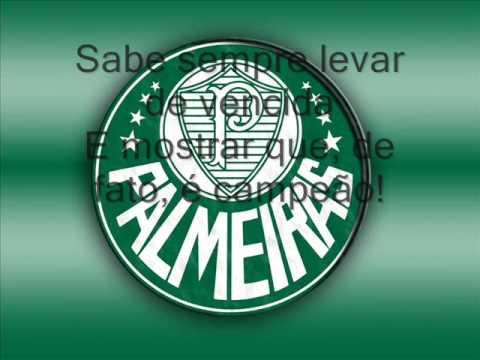 Música Hino do Palmeiras