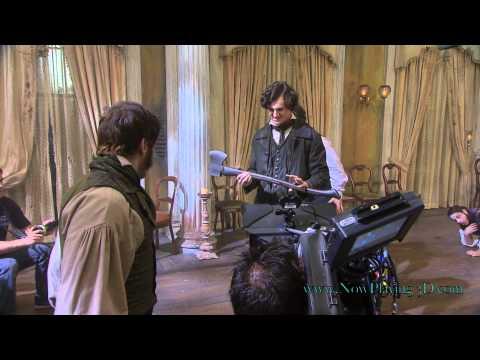 Abraham Lincoln Vampire Hunter Stunts