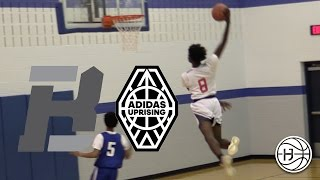 Dudley Blackwell and Maxime Demeus Lead Team Knight 16U to Victory at Adidas Uprising Dallas Day 1!