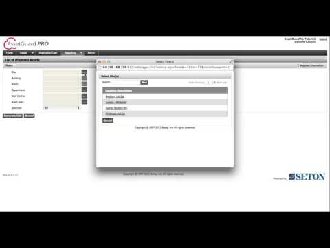 AssetGuardPro Tutorial   Disposed Assets
