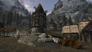 Another Skyrim Mod Review Tamriel Reloaded Textures and Parallax by 32cm
