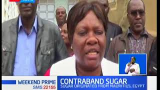 Contraband sugar seized in Machakos County