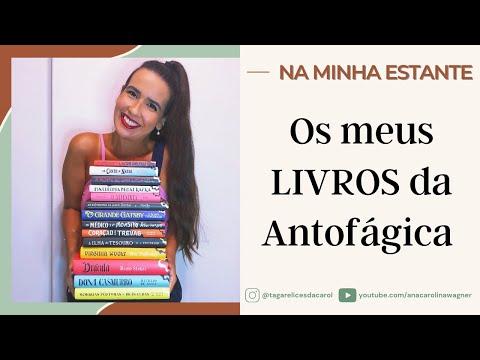 MINHA COLEÇÃO DA ANTOF�GICA (Atualizada 2021) | Ana Carolina Wagner