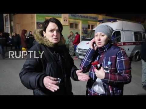Gocce Colm in Irkutsk