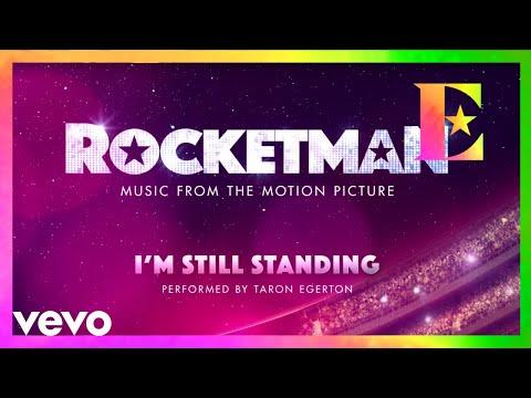 """Cast Of """"Rocketman"""" - I'm Still Standing (Visualiser)"""