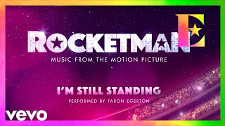 "Cast Of ""Rocketman""   I'm Still Standing (Visualiser)"