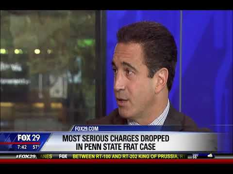 Penn State University Most Serious Charges Dropped: Legal Analyst Joseph Marrone 9.2.2017