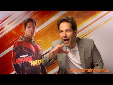 Paul Rudd knows about the Ant-Man theory