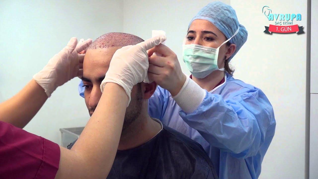 Avrupa Sac Ekimi Clinic