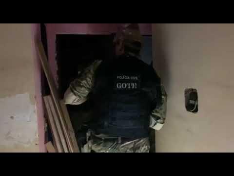 Polícia Civil deflagra segunda fase de operação contra organizações criminosas