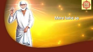 Sai Baba Aarti - Aarti Utaru Mere Satguru Sai Mere Baba Sai - Sadhana Sargam