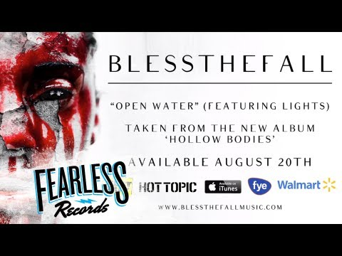 Blessthefall - Open Water (Track 11)