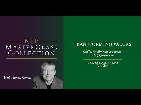 Transforming Values for Personal Alignment