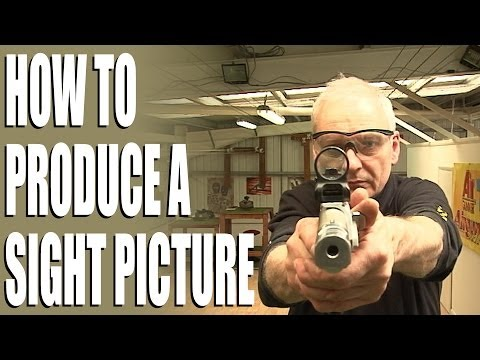 Pistol Shooting – Sight Picture