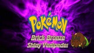 Venipede  - (Pokémon) - Roblox Pokemon Brick Bronze Extras - Shiny Venipede!