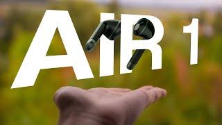 Wirklich eine AIRPODS ALTERNATIVE ? - HappyPlugs Air 1 review deutsch