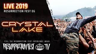 Crystal Lake – Live at Resurrection Fest 2019
