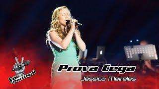 "Jéssica Meireles - ""Avé Maria"" | Prova Cega | The Voice Portugal"