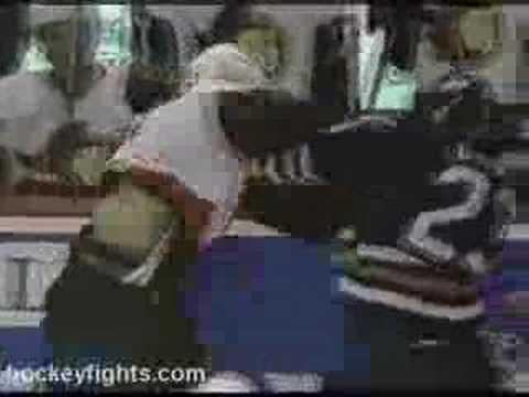 Denny Lambert vs. Sean Brown