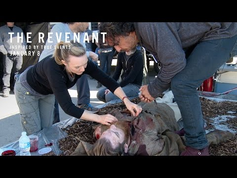 The Revenant (Featurette 'Make-up')