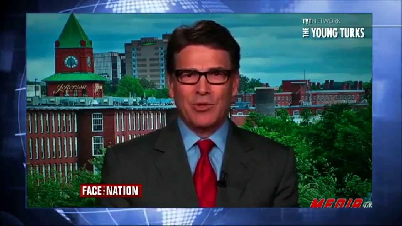 Rick Perry Uses The 'R-Word', Should Wall Street Be Scared? thumbnail