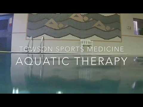 Aquatic Therapy: Upper Extremity Exercises