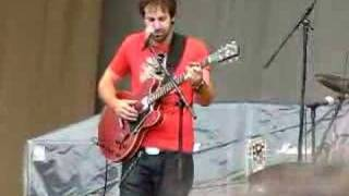 Josh Kelley singing Breaks My Heart at Taste of Chicago
