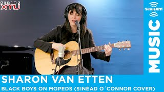 Sharon Van Etten   Black Boys On Mopeds (Sinéad O´Connor Cover) [Live @ SiriusXM]