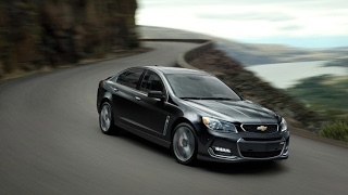 [Hot 2017] If you want a new Chevy SS, you'd better act fast