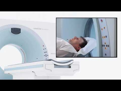 Siemens Sensation 64 Slice CT Scanner