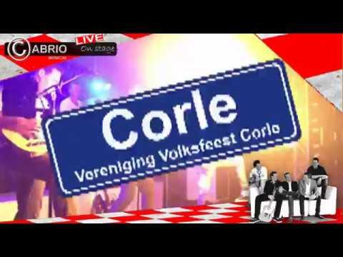Cabrio @ Volksfeest Corle