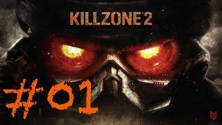 Killzone 2 Walkthrough Let's Play Part 1
