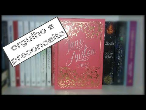 Orgullho e preconceito - Jane Austen
