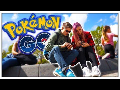 CHYTÁME POKÉMONY V AMSTERDAMU! (Pokémon GO) /w Terka