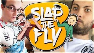 🐝 SLAP THE VOJTAZ !   Slap the fly /w karolek, Vojtaz