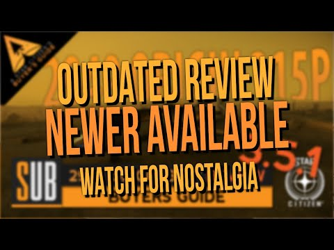 2949 Origin 315p Review | A Star Citizen's Buyer's Guide | Alpha 3.5.1