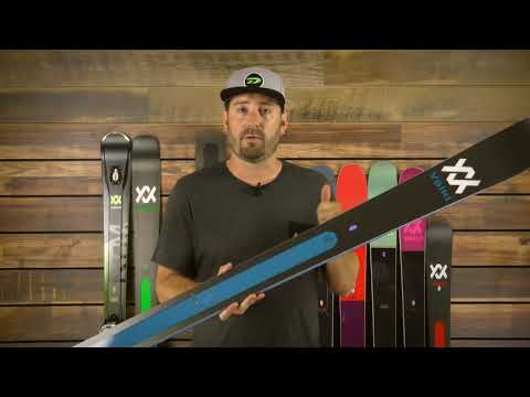 Volkl Kendo Skis- Men's 2019 Review