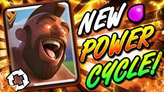 NEW SUPER FAST HOG TROPHY DECK!! POWER DEFENSE CYCLE!!
