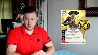 Cad Bane Tactica and Card Analysis