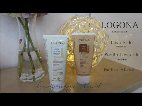 LOGONA - Lava Erde Waschcreme - Haut &  Haare - beautyoverage Astird