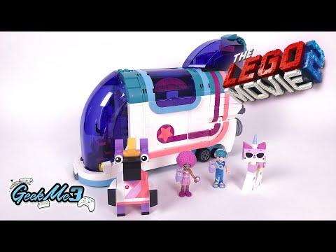 Vidéo LEGO The LEGO Movie 70828 : Le bus discothèque