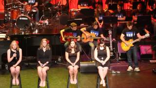 Hotel California - Melissa Edwards, Hannah Larmer, Katie McCreary & Courtney Seguin