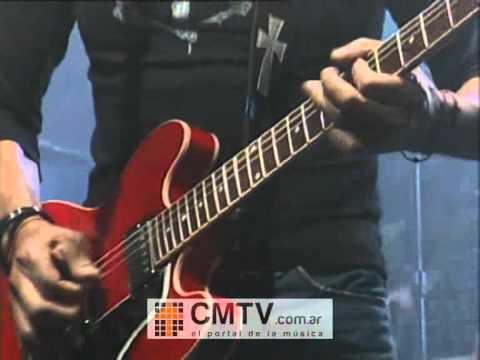 El Negro García López video Canción 45 con Chuchy de Ipola y Emmanuel García Lopez - CM Vivo 09/05/2012