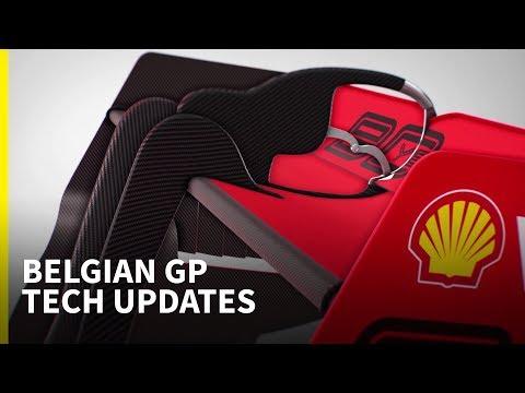 The tech behind Ferrari's first F1 win in 2019