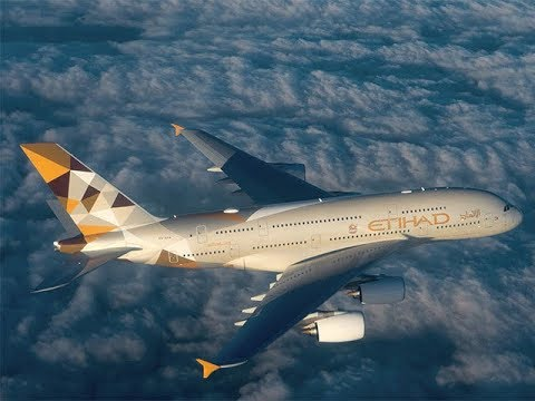 Etihad Airways / Business Studio ~ Seat Review / Airbus A380-800 / London To Abu Dhabi