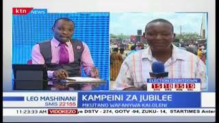 Rais Uhuru na naibu wake watarajiwa kufika eneo la Kaloleni, Kilifi