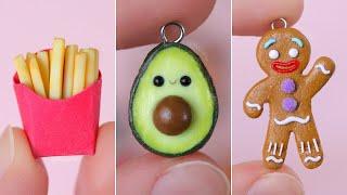 8 Polymer Clay Miniature DIY Crafts | Tutorial Compilation