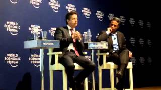 Carlos Creus Moreira World Economic Forum debate on Internet of Things and the need for identity