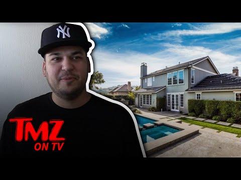 Rob Kardashian Just Sold His House | TMZ TV