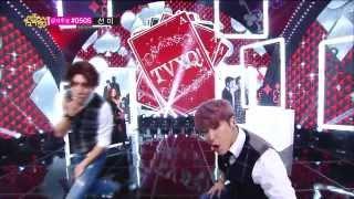 [HOT] Comeback Stage, TVXQ! - Spellbound, 동방신기 - 수리수리, Show Music core 20140301